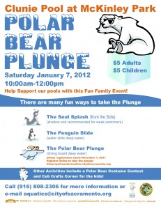 The Polar Bears Are Coming to East Sacramento!