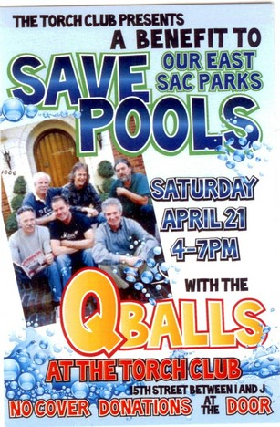 QBalls Rock for the Pools
