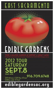 Edible Gardens Tour Supports Foster Youth–September 8th