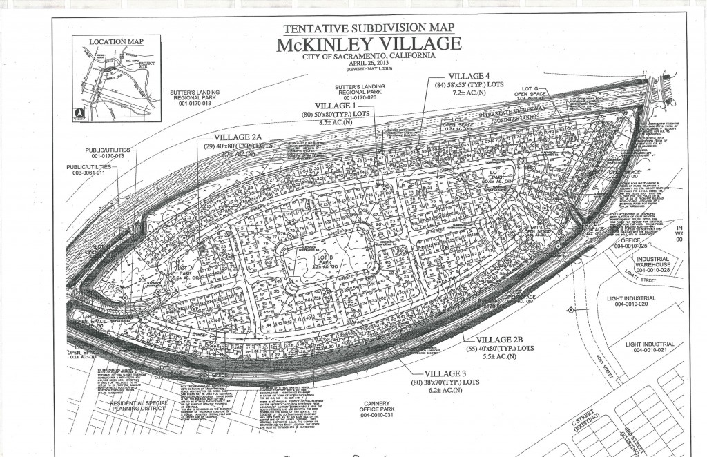 Community meeting June 4 to discuss 'McKinley Village'