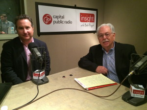 East Sacramento Preservation appears on Capital Public Radio to discuss McKinley Village